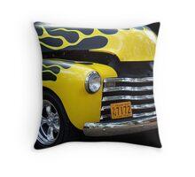 1953 Chevy Farm Truck Throw Pillow