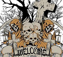 Welcome to the Cemetery by viSion Design
