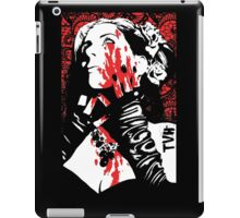 Massacre iPad Case/Skin