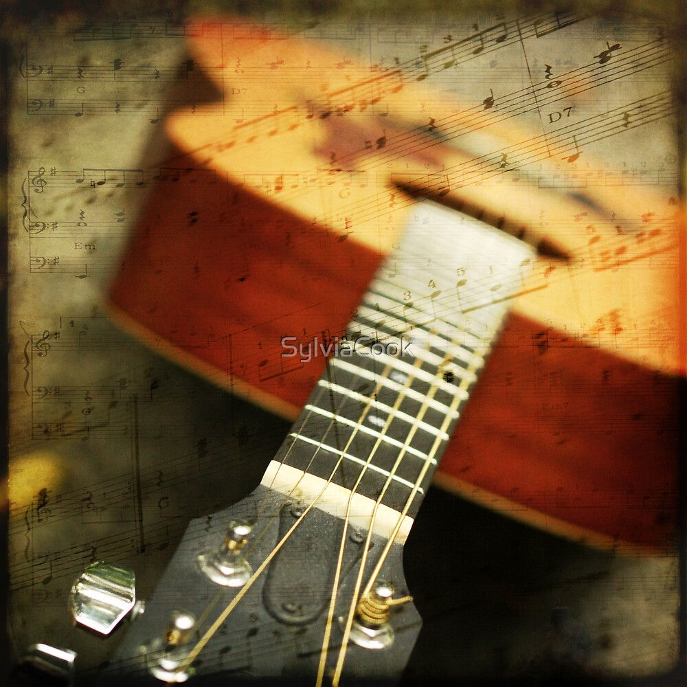 """""""Music is the art of thinking with sounds.""""  by SylviaCook"""
