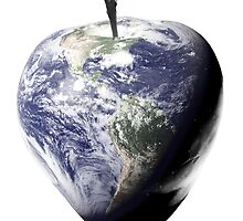 Big Apple, Earth, NYC, Healthy Planet, Nutrition, Fitness, IPhone Home by O O