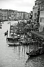 Gondola Stop by Renee Hubbard Fine Art Photography