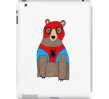spiderbear iPad Case/Skin