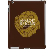 House Helix: Anarchy Reigns iPad Case/Skin