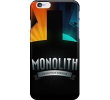 The Monolith iPhone Case/Skin