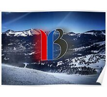 Breckenridge Peak 6 Design Poster