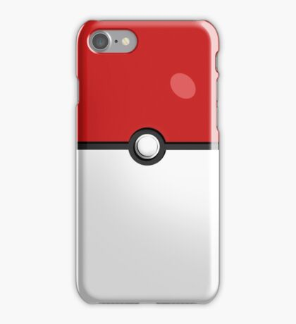 Pokeball! iPhone Case/Skin