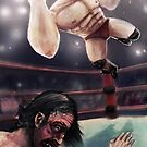 Elbow drop by Brendan Ninness
