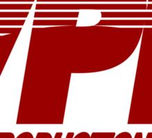 VPN - Video Production News Sticker