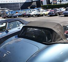 UK Jaguar Enthusiast Route 66 - Clear blue morning Queen Mary 2008 by leih2008