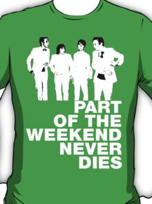 Soulwax - Part of the Weekend Never Dies T-Shirt