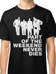 Soulwax - Part of the Weekend Never Dies Classic T-Shirt