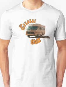 The Crystal Ship Unisex T-Shirt