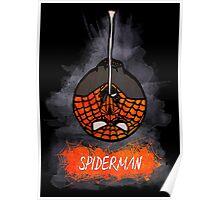 Potato Spiderman Poster