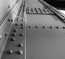 Golden Gate  Abstract by aidan  moran