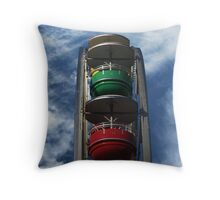 Looking up ..... Throw Pillow