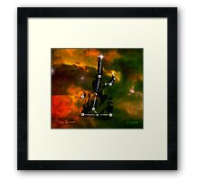 ES Birthsigns: The Tower Framed Print