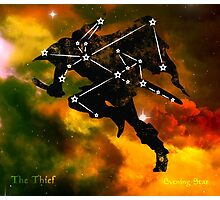 ES Birthsigns: The Thief Photographic Print