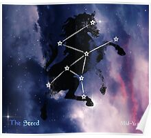 ES Birthsigns: The Steed Poster