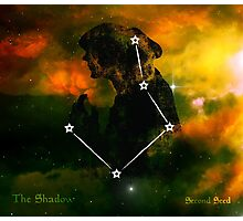ES Birthsigns: The Shadow Photographic Print