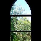 chapel window by Jan Stead JEMproductions