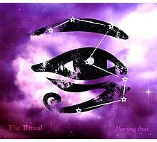 ES Birthsigns: The Ritual Photographic Print