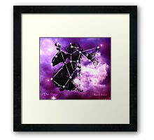 ES Birthsigns: The Mage Framed Print