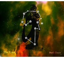 ES Birthsigns: The Lover Photographic Print