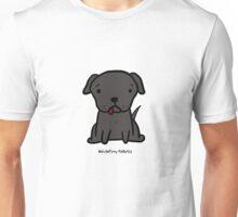 A Labrador (Black) Unisex T-Shirt