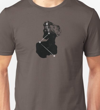 ES Birthsigns: The Lady Unisex T-Shirt