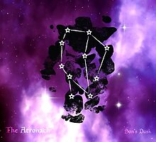 ES Birthsigns: The Atronach by smilobar