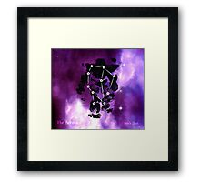 ES Birthsigns: The Atronach Framed Print