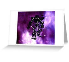 ES Birthsigns: The Atronach Greeting Card