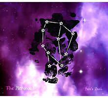 ES Birthsigns: The Atronach Photographic Print