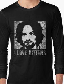 I Love Kittens Long Sleeve T-Shirt