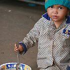 Khmer Girl 9 by Kate Harrison