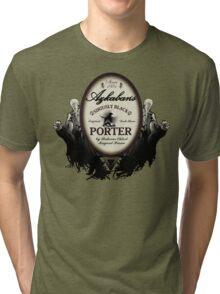 Azkaban's Siriusly Black Porter Tri-blend T-Shirt
