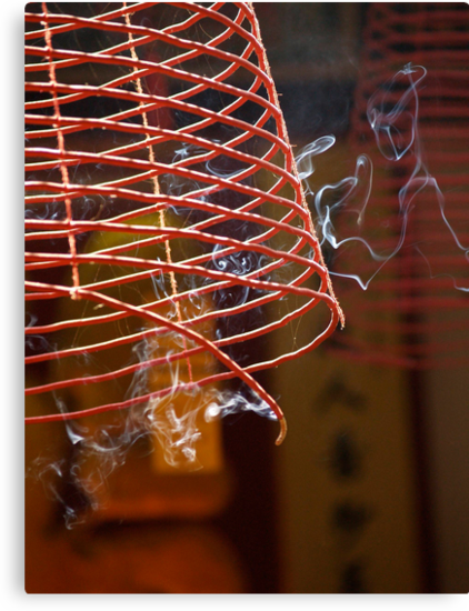 artscapes #5, incense by stickelsimages