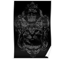 Cat Frame Poster