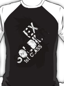 Cloud Strife ex-SOLDIER T-Shirt