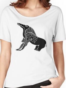 Bone Eater - demon from the Underworld Women's Relaxed Fit T-Shirt
