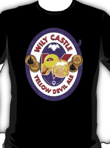 Wily Castle Yellow Devil Ale T-Shirt