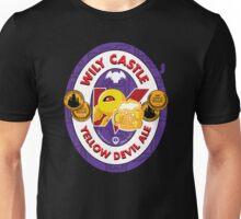 Wily Castle Yellow Devil Ale Unisex T-Shirt