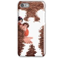 Oops, I wrecked it.... iPhone Case/Skin