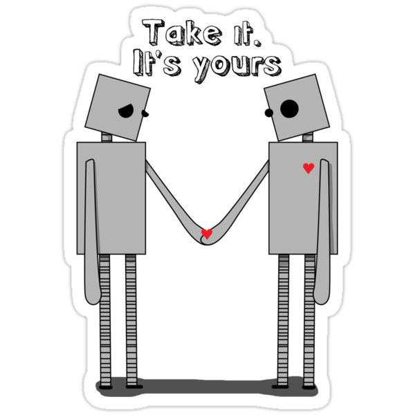 Robot Love by Kate Bloomfield