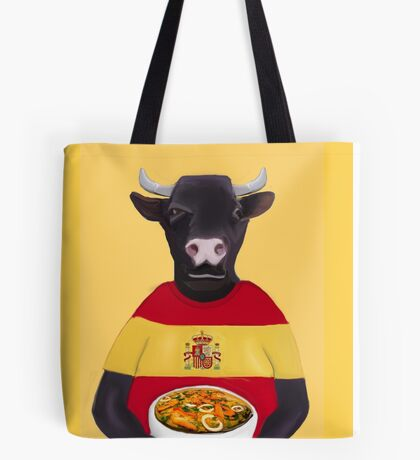 The Spanish Tote Bag