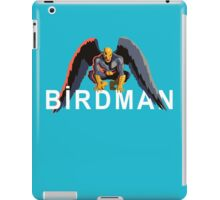 BIRDMAN (or The Unexpected Virtue of Ignorance) iPad Case/Skin