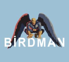 BIRDMAN (or The Unexpected Virtue of Ignorance) by prunstedler