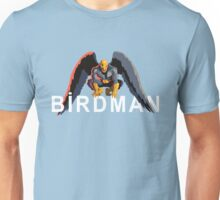 BIRDMAN (or The Unexpected Virtue of Ignorance) Unisex T-Shirt