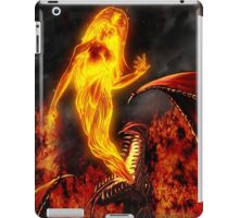 Birth of Fire iPad Case/Skin